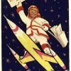 thumbs soviet 90 Christmas Cards from the Soviet Union space race