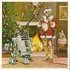 thumbs star wars christmas cards 8 Star Wars Christmas cards