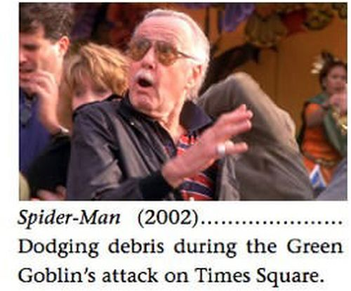 stan lee green goblins All of Stan Lees appearances on film   photos