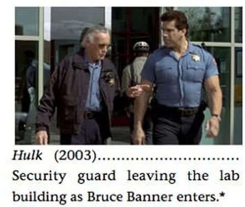 stan lee hulk All of Stan Lees appearances on film   photos