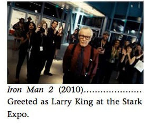 stan lee iron man 2 All of Stan Lees appearances on film   photos