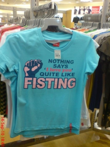t shirts 10 Inappropriate T shirts for kids