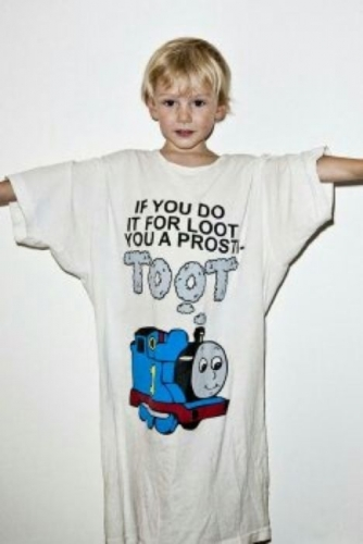 t shirts 13 Inappropriate T shirts for kids