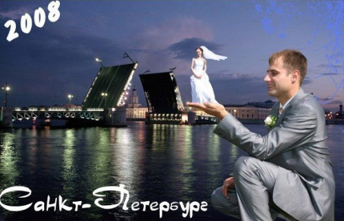 russia wedding shopped 6 Russian weddings get photoshopped   terribly