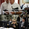 thumbs texting with hillary clinton 1 Thanks for all the LOLz: Creators of the Texts from Hillary internet sensation bow out