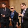 thumbs texting with hillary clinton Thanks for all the LOLz: Creators of the Texts from Hillary internet sensation bow out