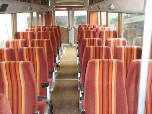margaret thatcher car 1 Margaret Thatchers battle bus sells for £17,000 (photos)