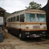 thumbs margaret thatcher car 6 Margaret Thatchers battle bus sells for £17,000 (photos)