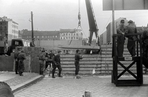 German History – The Rise And Fall Of The Berlin Wall