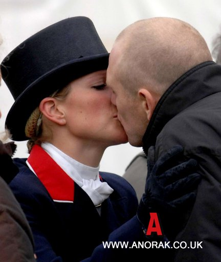 9949010 Zara Phillips And Mike Tindall Sell Wedding Rights To Hello!?