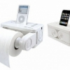thumbs icarta toilet paper and ipod holder 580x435 Games and gadgets to play on the toilet