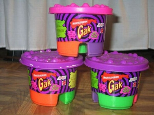 Popular Toys From The 90s : Anorak top toys of the s gak attack