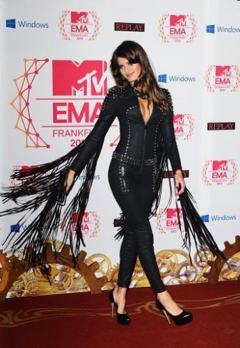 15098938 MTV Europe Music Awards 2012: photos
