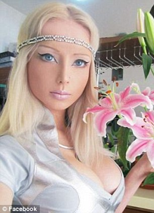 valeria lukyanov 3 When Valeria Barbie Lukyanov met Justin Ken Jedlica