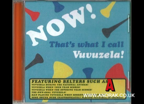 vuvuzela 1 The Vuvuzela: The Last World (Video)