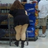 thumbs walmart sex 111 Walmart thieves hide booty in tolls of fat