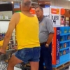 thumbs 1 6 Man arrested for flashing his breast implants at other Walmart shoppers