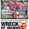 thumbs daily telegraph 18 7 2013 Wati Holmwood: photos of the hated State of Origin streaker