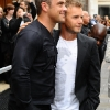 thumbs 9365292 In Photos: Robbie Williams Back With Gary Barlow For Flintstones Reunion