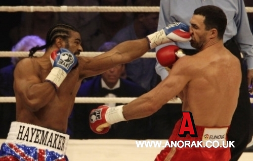 11116813 David Haye v Wladimir Klitschko  The Fight In Photos