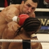 thumbs haye 3 David Haye v Wladimir Klitschko  The Fight In Photos