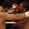 thumbs haye 4 David Haye v Wladimir Klitschko  The Fight In Photos