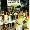 thumbs womens lib 1970s Womens Liberation Movement in photos