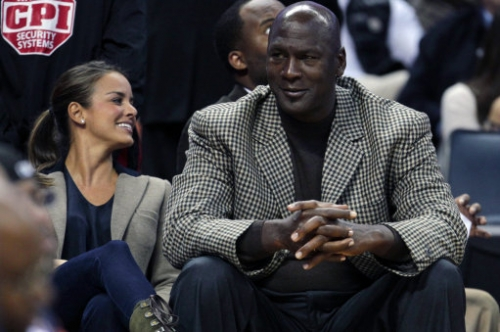12483747 Yvette Prieto: photos of Michael Jordans new wife
