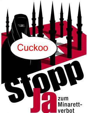 1027 switzerland minarets Switzerlands Fascists Invite Fanatical Muslims To Help With Assisted Suicide Project