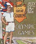 1908Olympics London Olympics 1908 In Photos: When Britain Cheated America