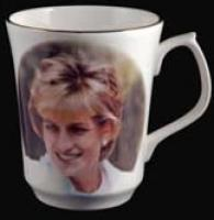 diana mug.thumbnail Princess Diana And The Holy Grail: William And Harrys Dream