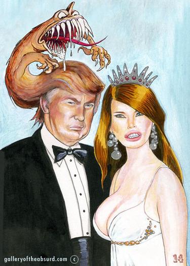 president trump hair