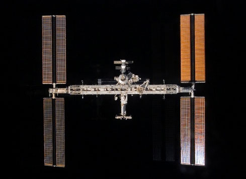 Anorak News | A Look At The New International Space Station