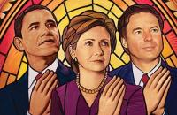 clinton obama.thumbnail Hillary Clinton, Barack Obama And God