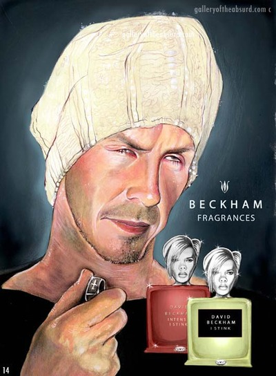 Victoria Beckham Perfume Advert. 1: Victoria Beckham 2
