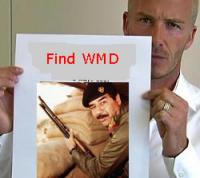 beckham war on terror.thumbnail Posh And Becks Targets In War On Terror