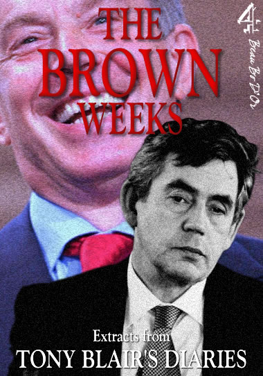 gordon brown diaries Gordon Brown Spins Education