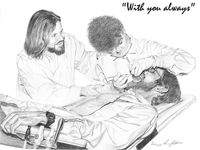 dentist jesus Dentist Tried To Convert Patients In The Chair To Christianity