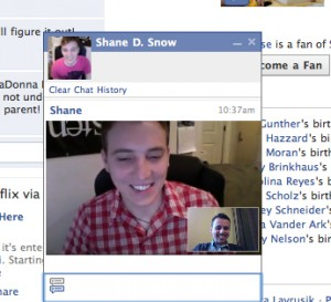 3 chat thumb1 300x273 Facebook Announces Video Chat: Because Sometimes An Emoticon Isnt Enough