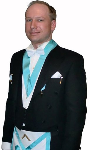 anders behring breivik 21 Jew Loving Muslim Nazi Anders Breivik Wooed The EDL Other Liberals