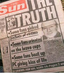 hillsborough Whats More Hateful: Labour Outrage Or Tabloid Lies?