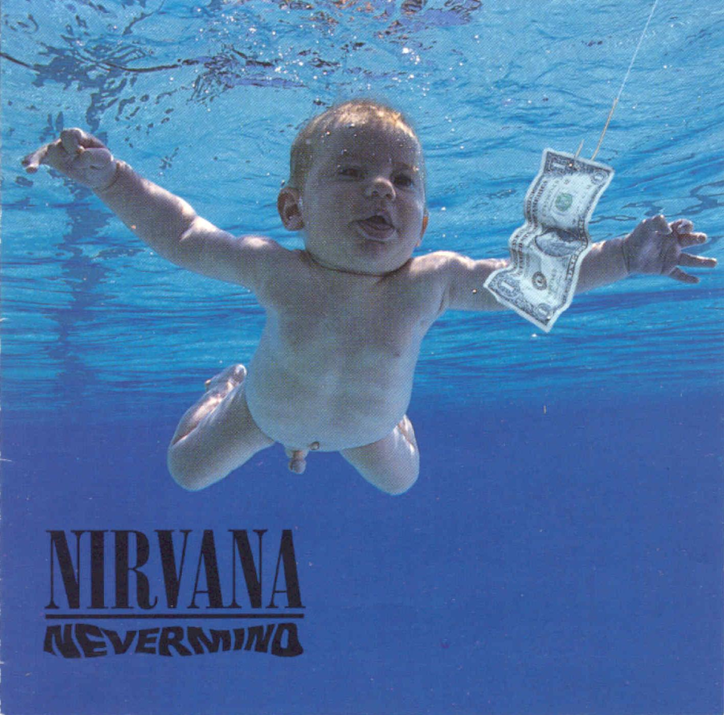 nevermind Facebook Bans Nirvanas Naked Baby: Presenting The 20 Best Child Unfriendly Album Covers Of All Time
