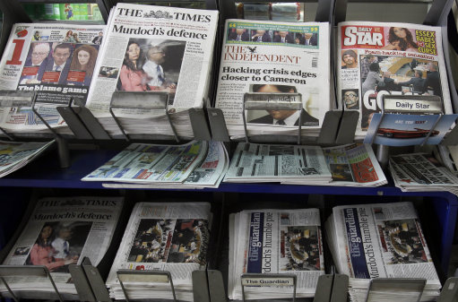 papers Given The News of The World The World And Save Us From Dire Rivals