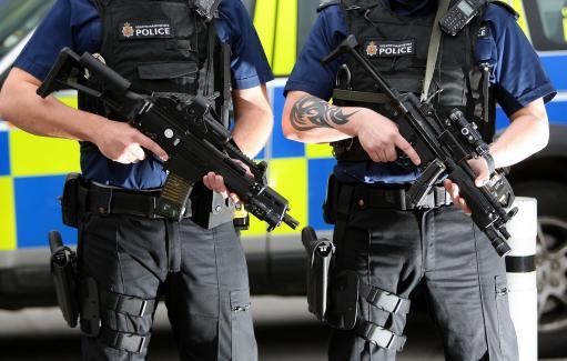 armen police