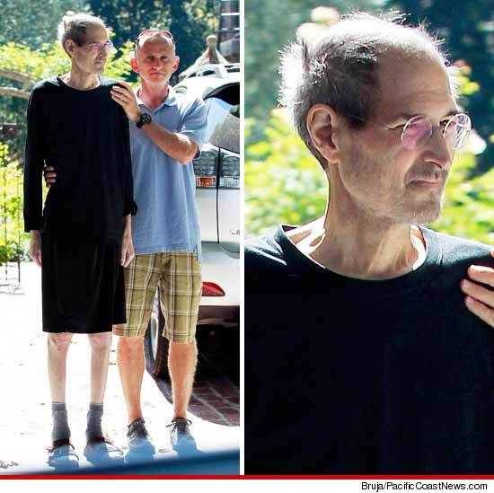 steve jobs ill Are These Photos Of Sick Steve Jobs Fakes?