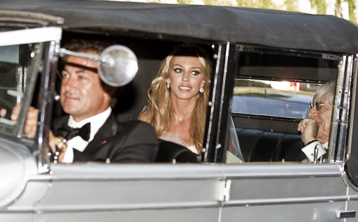 PETRA Ecclestone has married James Stunt. She is now Petra Stunt ...