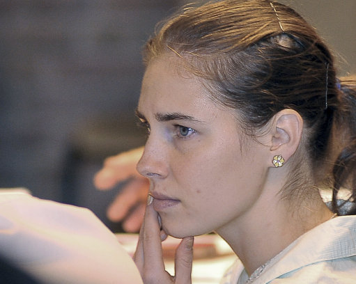 11693563 Amanda Knox: The Bald Blondes Truth With Diya Patrick Lumumba, Sex And Lies