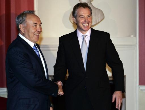4164905 Tony Blair, The Daily Telegraph And Those Rich Kazakh Despots