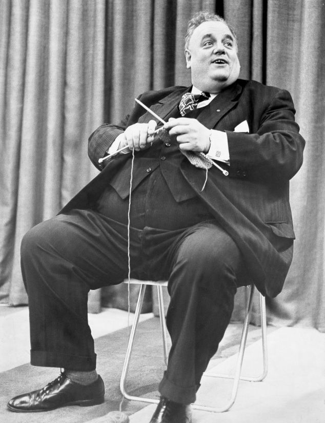 cyril smith After Rochdales Cyril Smith Leisure Centre The Gordon Brown Music Hall