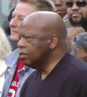 john lewis Occupy Atlanta Might Be The Dumbest Thing You Or John Lewis Will Ever See